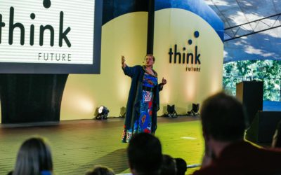 Think Future: A gathering of unlike minds in support of early years innovation