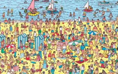 What does artificial intelligence and Where's Wally have in common?