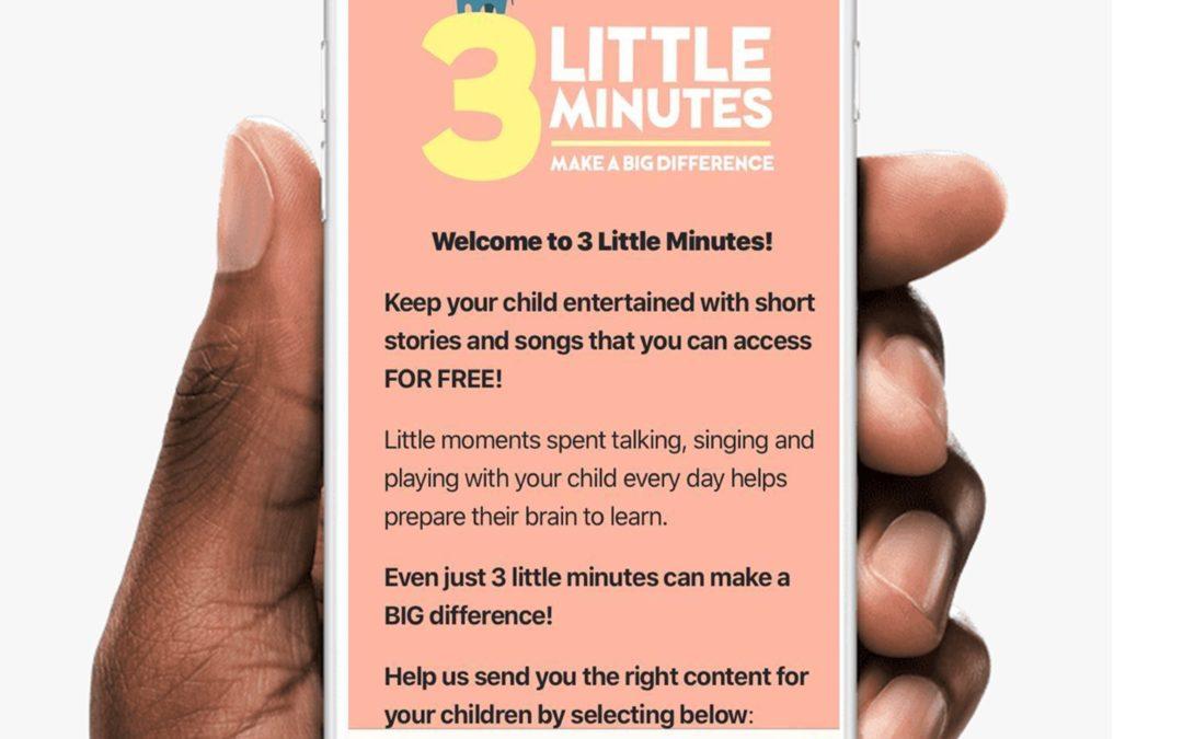 3 Little Minutes
